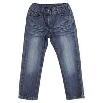 Denim Trousers Indigo - Cargo