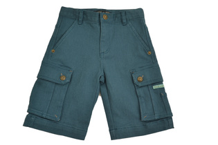 Labagarre -Duck Egg Blue Shorts