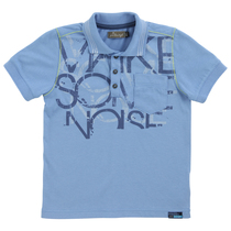 Blue Polo Shirt - Spring (Kid)
