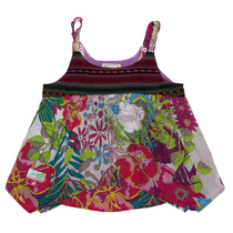 Kuba - Multi Colour Sleeveless Top - Scooba