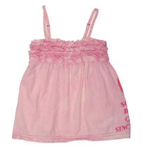 Krush - Pink Top with Straps - Scooba