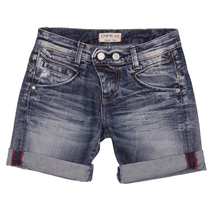 Pure - Dark Blue Shorts - Denim Days