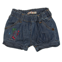 Bool - Stone Washed Blue Denim Shorts - Scooba