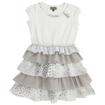 Short Sleeve White Dress - Edition Speciale (Kid)