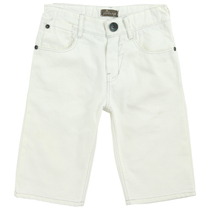 White Bermudas - Cool & Chic (Kid)