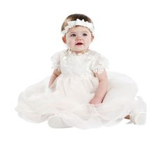 Tilly - Dress, bloomer & headband
