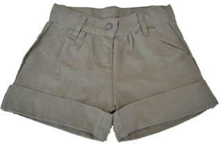 Shorts Khaki Green- Peace & love