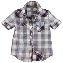 Mango Shirt Short sleeve Boy