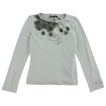 Grey Long Sleeve Top - Edition Speciale (Kid)