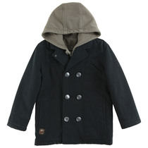 Black Duffle Coat - Edition Speciale (kid)