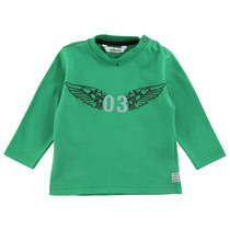 "Green Winged ""03"" Top - Rock 'n Rock"