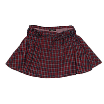 Jazz - Checked Skirt - Campus Trash | City Jumper