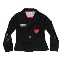 Klazer - Navy Blazer with Heart - Vintage Campus | City Jumper