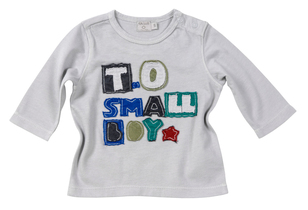 Zouzou - T.O. Small Boy T-shirt - Couleur
