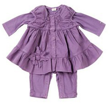 Zelia - Lilac One-Piece Romper and Dress - Ceremonie