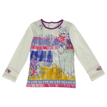 Ballet dancer Long Sleeve Top - La Piste Aux Etoiles