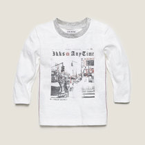 Broken White Long Sleeve T-shirt