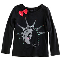 Statue of Liberty Top - Little Miss Sunshine