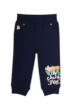 Mosca - Navy blue tracksuit trousers - Baby boy