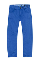 Birmano - Royal blue trousers - Tribu