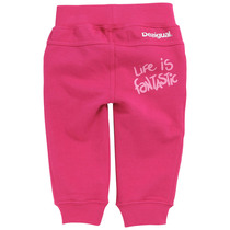Arana - Bright pink track suit pants - Baby