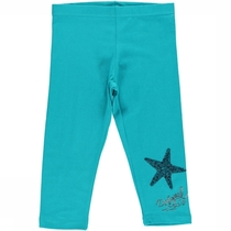 Karakorum - Turquoise blue leggings - Basics