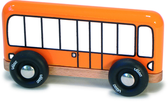 Mini Orange coach