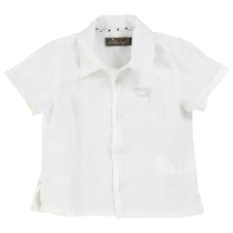White chemise shirt-Edition Speciale