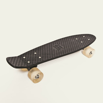 IKKS Black Skateboard