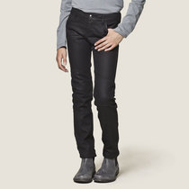 Black skinny denims