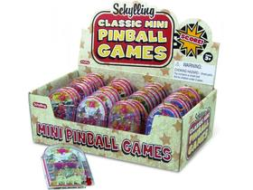 Mini Pinball Games