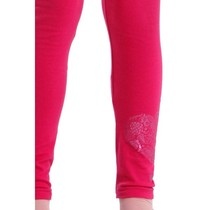 Perdiguero - Flourescent rose leggings