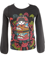 Morrina long sleeve Tshirt girl