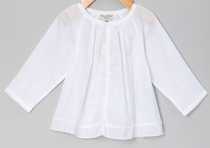 Jonquiotte Blouse White Girl