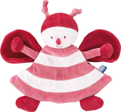 Soft Toy Red Bee
