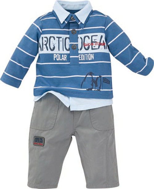 Arctic Ocean Rugby Polo Shirt And Trouser Outfit Jelli Representing Europe S Finest Designer Children S Wear